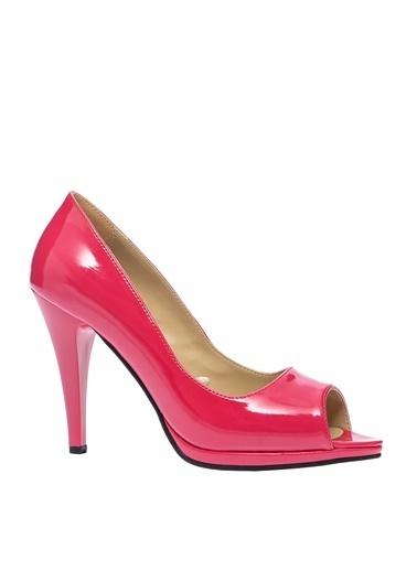 Limon Company Kadın Topuklu Ayakkabı Fuşya